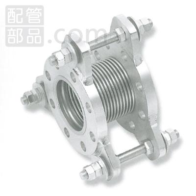 品質が テクノフレックス:非溶接形防振継手 型式:B710(10K)-150A-150L:配管部品 店-DIY・工具
