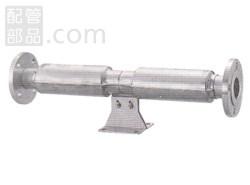ベン:べローズ形伸縮管継手 型式:JB24-N-65