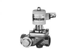 ベン:電磁弁(ダイヤフラム式)(桃太郎シリーズ(水・空気・ガス・油用) 型式:WS23-F-50