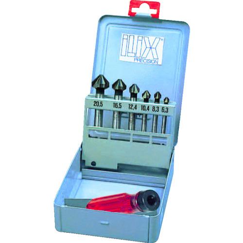 ムラキ:ILIX カウンターシンクセット6本組 6277-SDC 型式:6277-SDC(1セット:6本入)