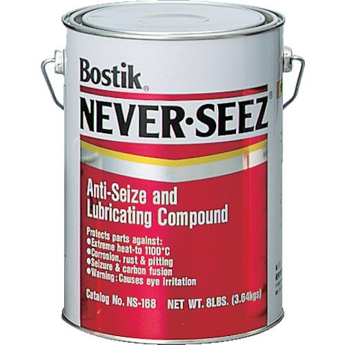 ボスティック:ネバーシーズ 標準グレード 3.64KG缶 NS-168 型式:NS-168