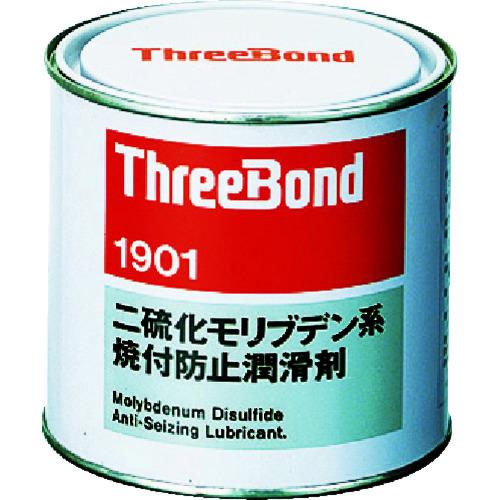 スリーボンド:スリーボンド 焼付防止潤滑剤 二硫化モリブデン系 ペーストタイプ TB1901 1kg 黒色 TB1901 型式:TB1901