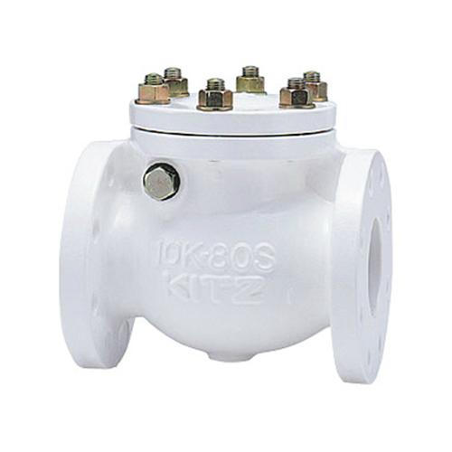 キッツ(KITZ):ナイロン11 JIS規格品 スイングチャッキ 型式:KITZ-10FCON-50
