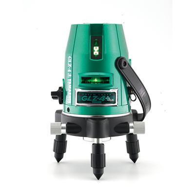 山真製鋸:グリーンレーザー墨出し器 型式:GLZ-4+W