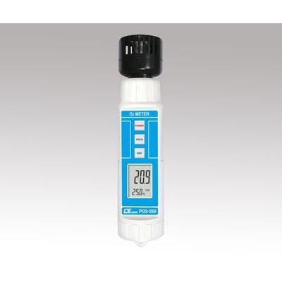 アズワン:酸素メーター 型式:1-2518-01