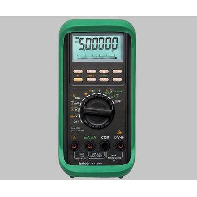 アズワン:高性能デジタルマルチメーター 型式:1-8717-01