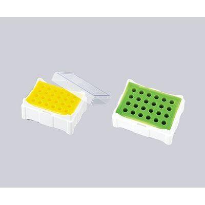 アズワン:色が変わる保冷ラック 型式:2-4970-01