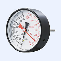 山本計器製造:水高計 T形 型式:X270