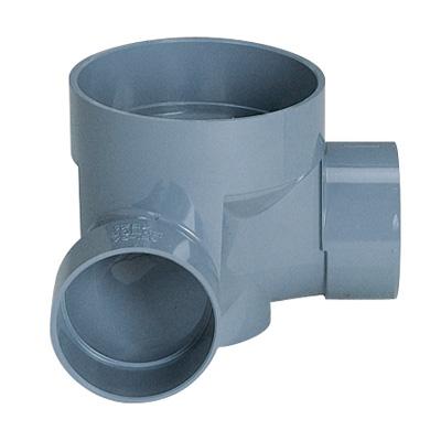 在庫あり 塩ビ製品 塩ビマス 排水マス アロン化成:90度曲り 兼用 ☆新作入荷☆新品 型式:SD-90L-75-125
