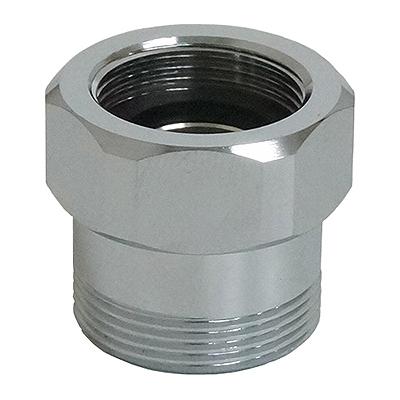 今季も再入荷 水栓金具 補修部品 水栓補修パーツ アダプター 品質保証 ソケット 型式:HR-SRAD-W22×W26 ミヤコ:泡沫パイプ用変換アダプタ