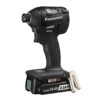 パナソニック:充電インパクトドライバー14V2.0Ah 型式:EZ75A7LF2F-B
