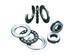 当季大流行 不二越:単式スラスト玉軸受 型式:51338:配管部品 店 平面座形-DIY・工具