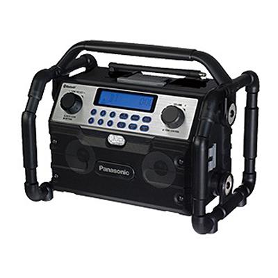パナソニック:工事用充電ラジオ&ワイヤレススピーカー 型式:EZ37A2