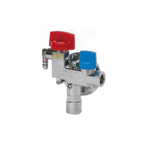 伊藤鉄工:壁取り付けホース口 型式:UDI-713R(H)