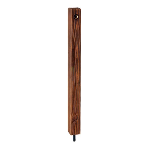 前澤化成工業:木調水栓柱 型式:HI16WD×900DB