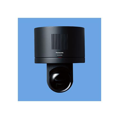 パナソニック:センサー付カメラ子器WQD用ブラック 型式:WQD832B