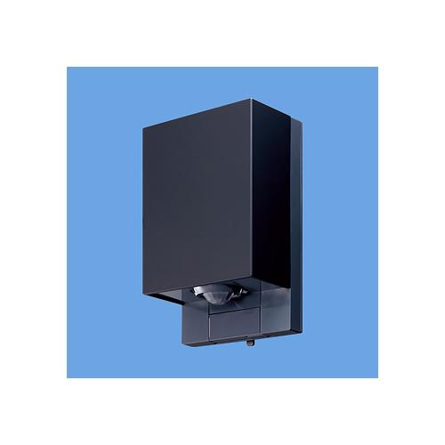 パナソニック:屋側壁取付スマート熱線センサ自動スイッチ(親器)ブラック 型式:WTK34314B