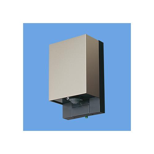 パナソニック:屋側壁取付スマート熱線センサ自動スイッチ(親器)シャンパンブロンス 型式:WTK34314Q