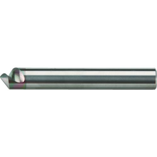 イワタツール:イワタツール 精密面取り工具 DLCコート 面取角90°面取径4~16 90TGSCH16CBDLC 型式:90TGSCH16CBDLC