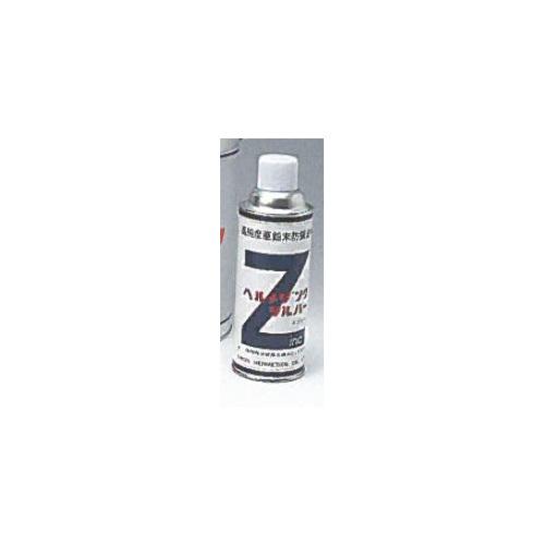 日本ヘルメチックス:亜鉛末防錆塗料ヘルメジンク 型式:ヘルメジンク-5kg