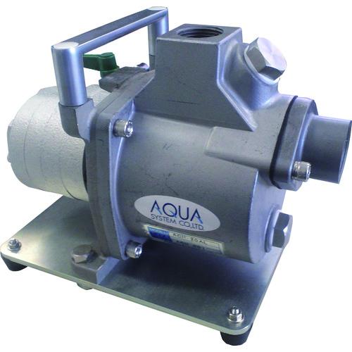 アクアシステム:アクアシステム エア式ハンディ遠心ポンプ オイル 灯油 軽油 ACH-20AL 型式:ACH-20AL