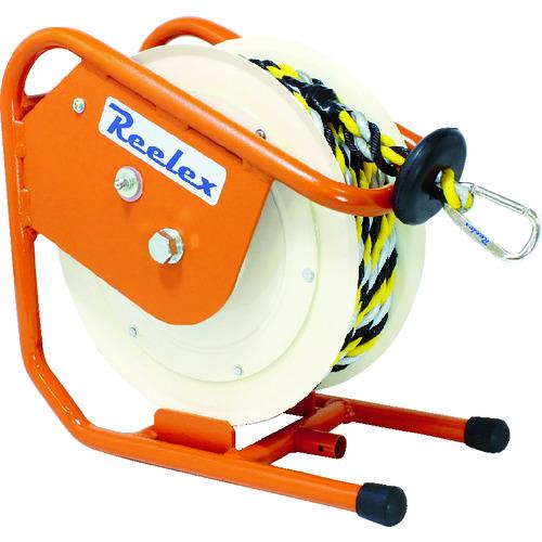 中発販売:Reelex バリアリール ロープタイプ 反射ロープ 外径12.0mm×10m BRR-1210HL 型式:BRR-1210HL