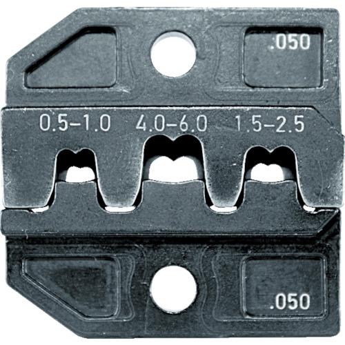 RENNSTEIG:RENNSTEIG 圧着ダイス 624-050 オープンバレル平端子0.5-6. 624-050-3-0 型式:624-050-3-0