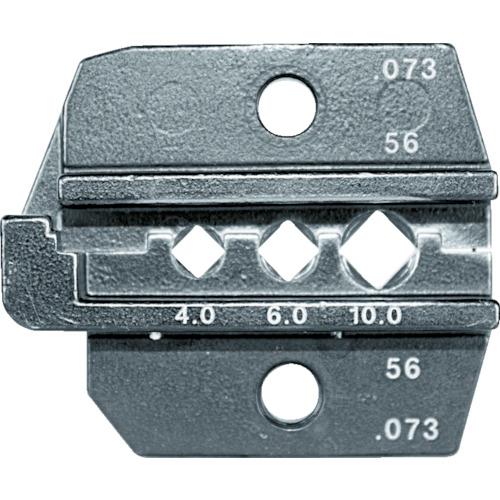 RENNSTEIG:RENNSTEIG 圧着ダイス 624-073 コネクターコンタクト 4.0-1 624-073-3-0 型式:624-073-3-0