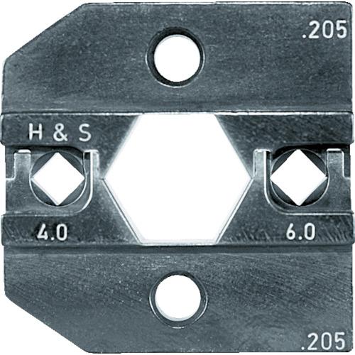 RENNSTEIG:RENNSTEIG 圧着ダイス 624-205 Huber 4.0-6.0 624-205-3-0 型式:624-205-3-0