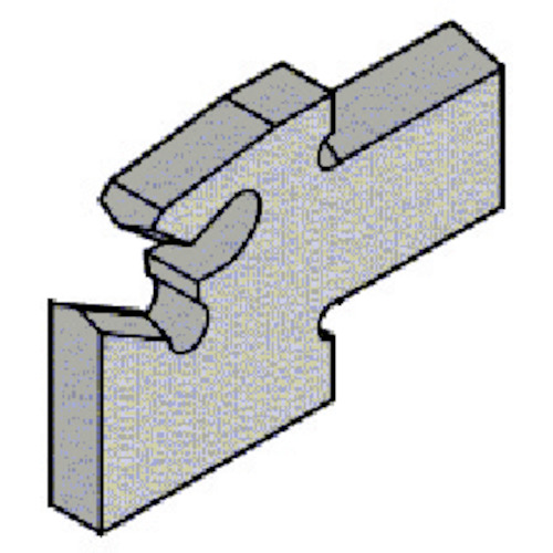 タンガロイ:タンガロイ 外径用TACバイト CTSR25-4 型式:CTSR25-4