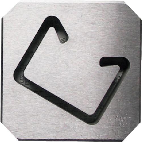 小山刃物製作所:モクバ印 レースウエイカッターD用 固定刃 D91-2 型式:D91-2