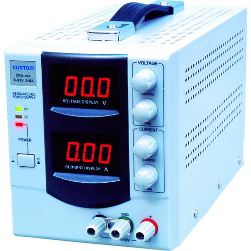 カスタム:カスタム 直流安定化電源 DP-1803 型式:DP-1803