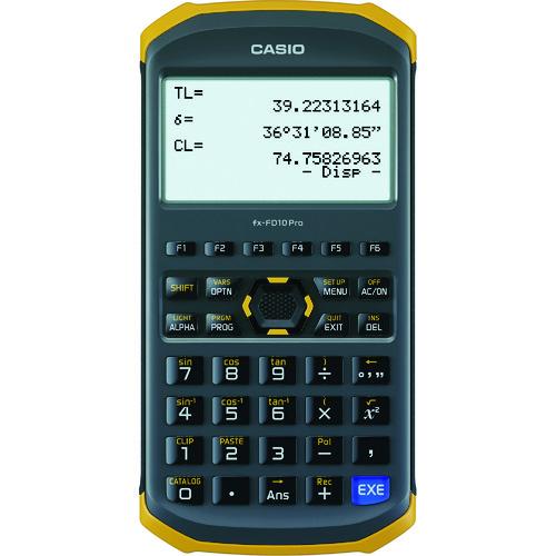 カシオ計算機:カシオ 関数電卓 FX-FD10PRO 型式:FX-FD10PRO
