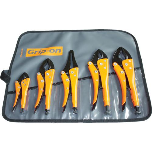 GRIP-ON社:GRIP-ON グリッププライヤーセット GK-SET5 型式:GK-SET5