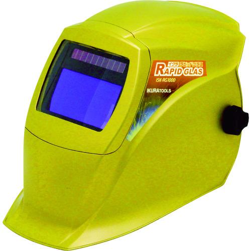 育良精機製作所:育良 ラピッドグラス ISK-RG1000(40324) ISK-RG1000 型式:ISK-RG1000