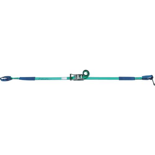 アンクラジャパン:allsafe ラッシングベルト ステンレス製ラチェット式しぼり仕様重荷重 SR5I14 型式:SR5I14