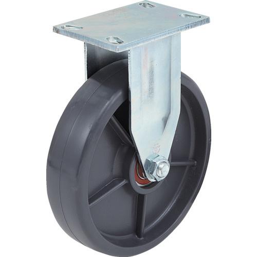 スガツネ工業:スガツネ工業 重量用キャスター径254固定SE(200ー139ー457) SUG-8-810R-PSE 型式:SUG-8-810R-PSE