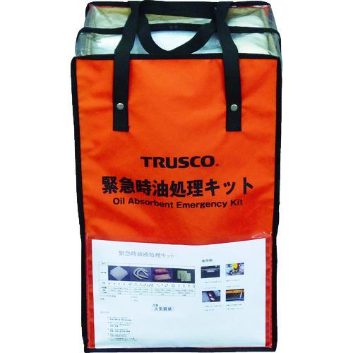 トラスコ中山:TRUSCO 緊急時油処理キット M TOKK-M 型式:TOKK-M