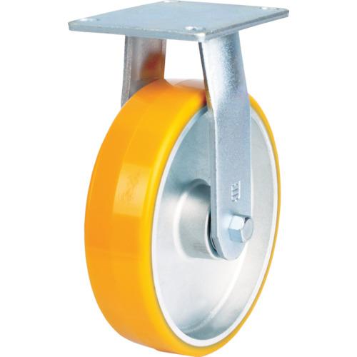 SAMSONG CASTER:SAMSONG 重荷重用 耐熱ウレタン車(メンテナンスフリー) 固定 125mm TP6657R-PAL-PBB 型式:TP6657R-PAL-PBB