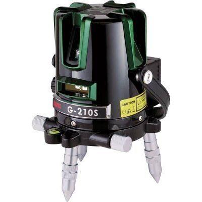 激安本物 G-210S 型式:221359:配管部品 店 221359 マイゾックス:マイゾックス グリーンレーザー墨出器-DIY・工具