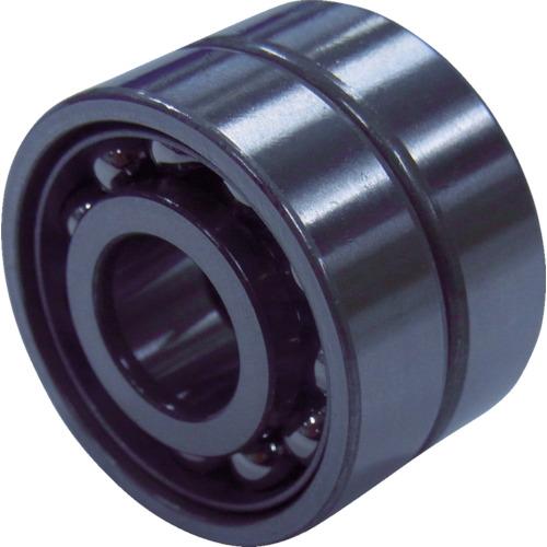 NTN:NTN B中形ボールベアリング(接触角40度背面組合せ)内径90mm外径190mm幅86mm 7318BDB 型式:7318BDB