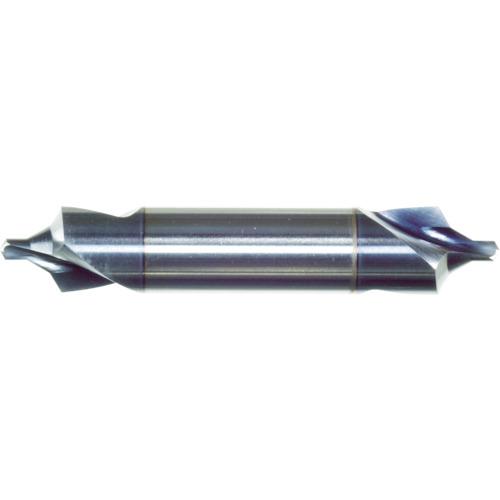 イワタツール:イワタツール B形ハイスセンタードリルコート付 錐径5.0 シャンク径18.0 BCD5.0X18TICN 型式:BCD5.0X18TICN