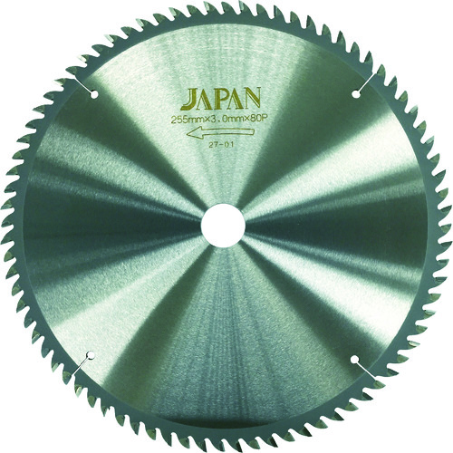 チップソージャパン:チップソージャパン 合板用チップソー GH255-10030 型式:GH255-10030