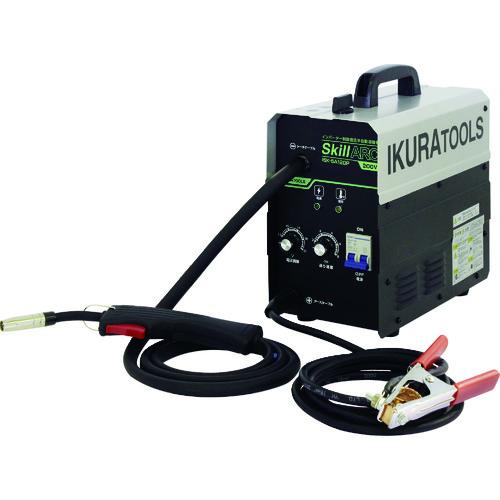 育良精機製作所:育良 インバータ半自動溶接機 200V(40058) ISK-SA120P 型式:ISK-SA120P
