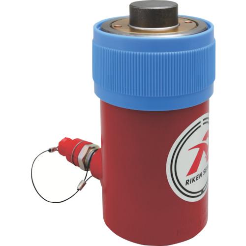 理研機器:RIKEN 単動式油圧シリンダー MC2-25VC 型式:MC2-25VC