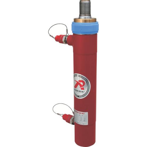 理研機器:RIKEN 複動式油圧シリンダー ストローク300mm VCカプラ付 MD1-300VC 型式:MD1-300VC