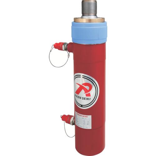 理研機器:RIKEN 複動式油圧シリンダ- MD2-100VC 型式:MD2-100VC