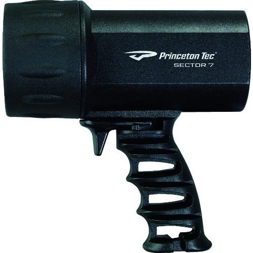 Princeton Tec:PRINCETON LEDライトSector7 ブラック S7BK 型式:S7BK