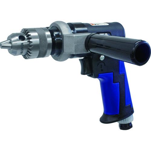 エス.ピー.エアー:SP 超軽量低速スポットドリル10mm(正逆回転機構付き) SP-7520 型式:SP-7520