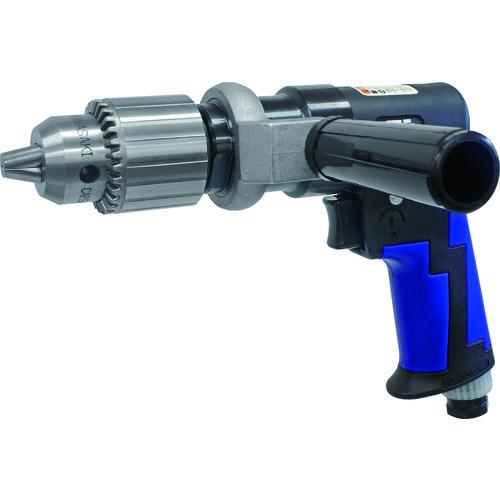 エス.ピー.エアー:SP 超軽量エアードリル13mm(正逆回転機構付き) SP-7527 型式:SP-7527